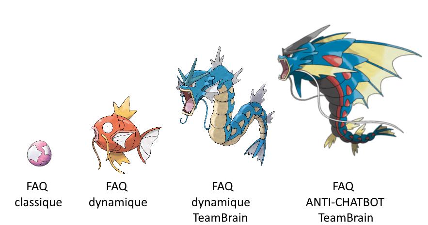 Les différents types de FAQ dynamique