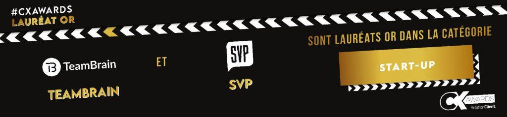 TeamBrain & SVP Or CX Awards